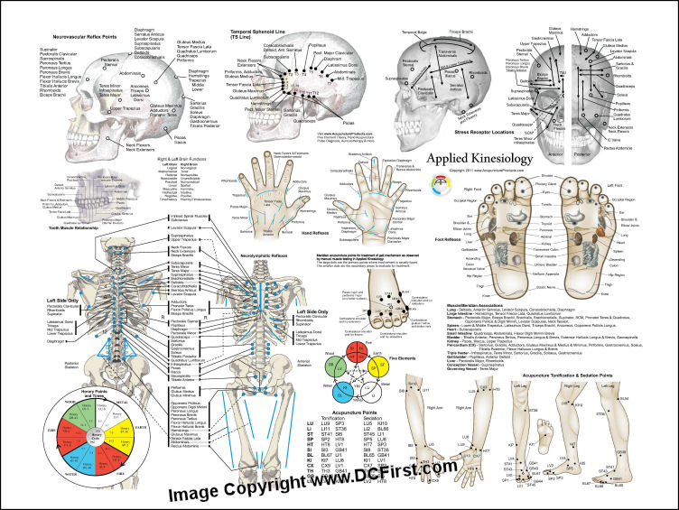 applied kinesiology Applied kinesiology (ak) is a system that evaluates structural, chemical and mental aspects of health using manual muscle testing combined with other standard methods of diagnosis.