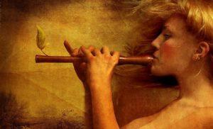 28.09 Обучение игре на блок флейте, звуки меридианов и чакр