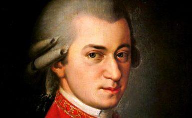 Влияние прослушивания Моцарта на человека