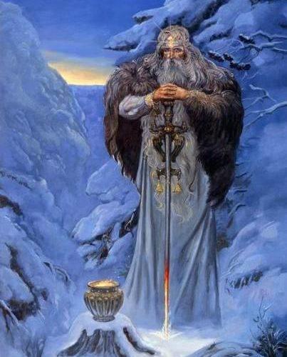 21.12 Празднуем Карачун (день зимнего солнцестояния)